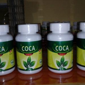 Coca Leaf Capsules