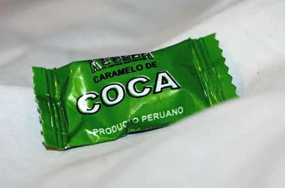 caramelo de coca