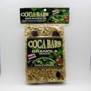 Coca Granola Bars